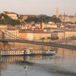 בודפשט, יעד רומנטי לשיט נהרות בנהר הדנובה