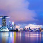 סינגפור הפכה למובילת קרוזים עולמית