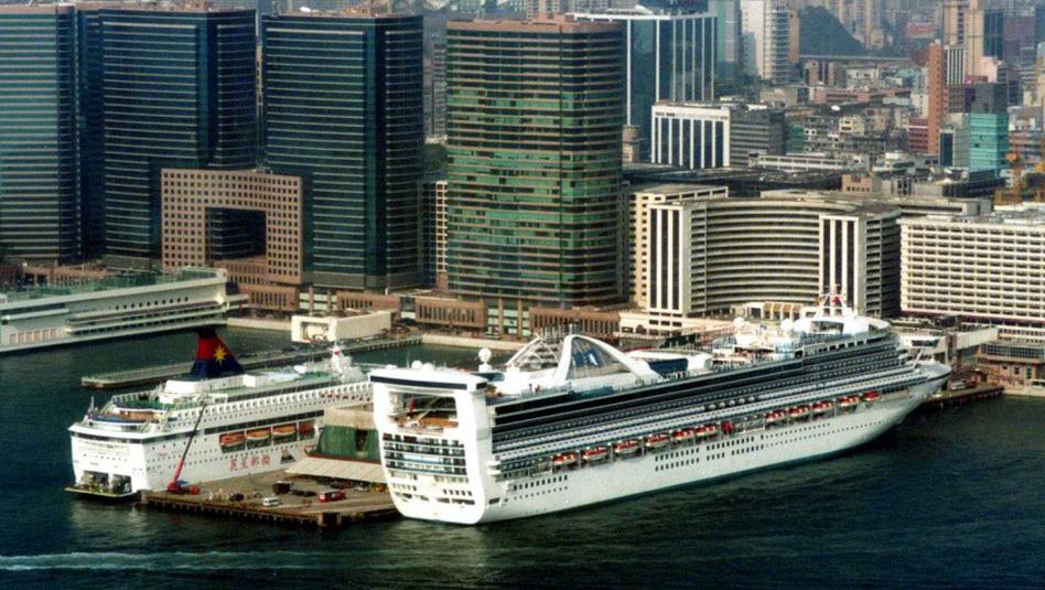 הונג קונג: טרמינל עיר האוקיינוס הוותיק. צילום אתר הטרמינל