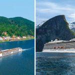 Ocean & River Voyages : נהרות וים השילוב המושלם
