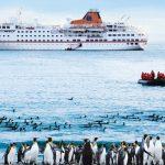 Hanseatic Inspiration: ספינת תגלית חדשה גם לדוברי אנגלית