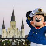 דיסני קרוז ליין תפליג מניו אורלינס בפעם הראשונה בתחילת 2020