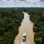 שייט באמזונס – אחד משבעת פלאי עולם הטבע