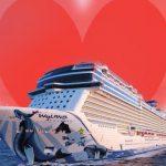 נורוויג'ן קרוז ליין: טיפ ליום האהבה