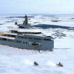 SeaExplorer 77: שוברת הקרח הפרטית הראשונה בתבל