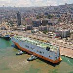 גרנדה ניו יורק ברוכה הבאה לנמל חיפה