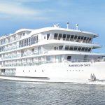 ספינת הנהר אמריקן ג'אז עברה בהצלחה את הניסוי הימי