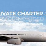 חברת Atlas Ocean Voyages מציעה טיסות כלולות במחיר