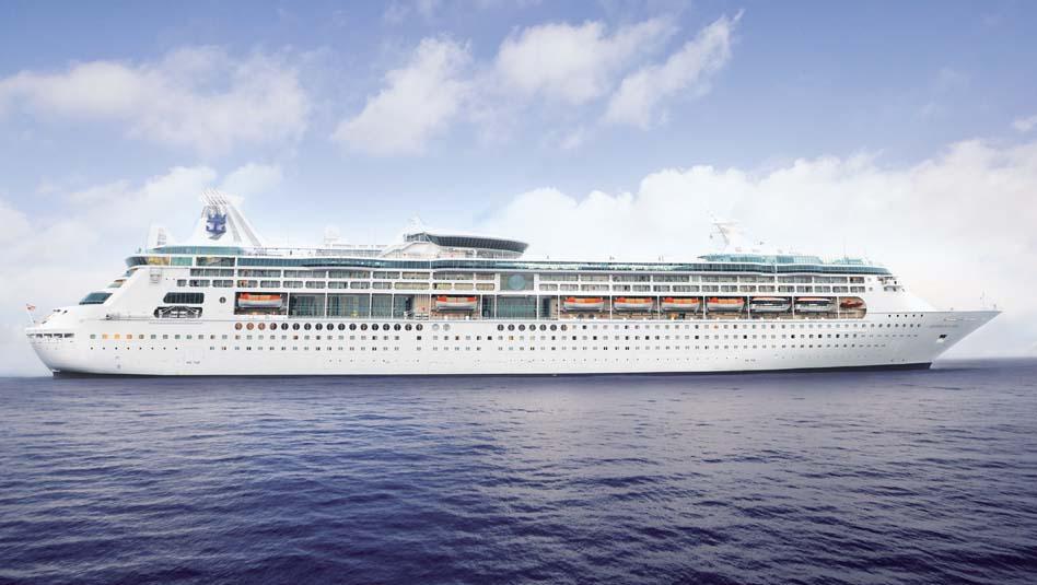 Grandeur of the Seas של רויאל קריביאן אינטנשיונל