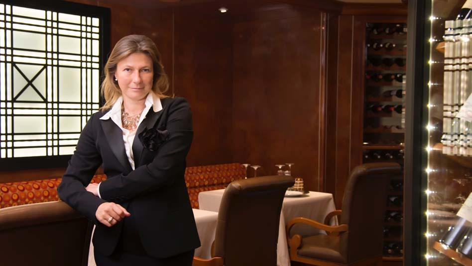 ברברה מוקרמן – מנהלת השיווק הראשית בחברת סילברסי. צילום סילברסי