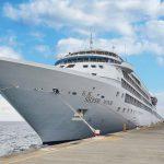 סילבר ווינד של סילברסי תוסב לספינת תגלית אולטרה יוקרתית
