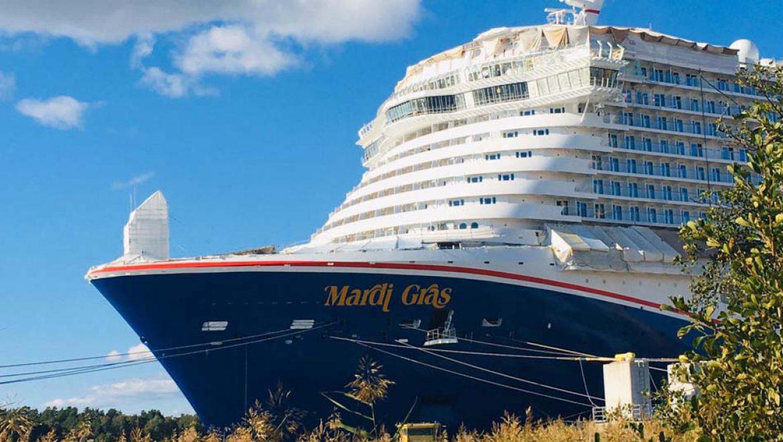 מרדי גרא: מאחורי הקלעים בבנייתה של האונייה החדשה