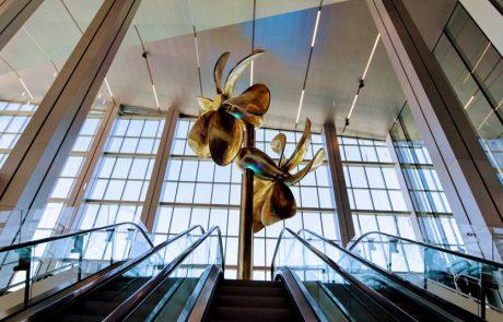 טרמינל A החדש של רויאל קריביאן הושק אתמול במיאמי