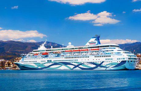 קראון איריס: האנייה החדשה של מנו ספנות, החל מ-2019