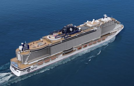 MSC Seashore – הדור החדש של אוניות החברה