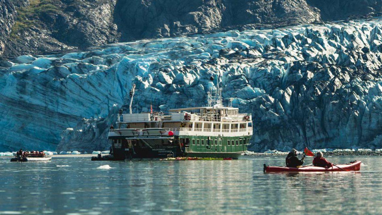 UnCruise Adventures מחדשת הפלגותיה באלסקה