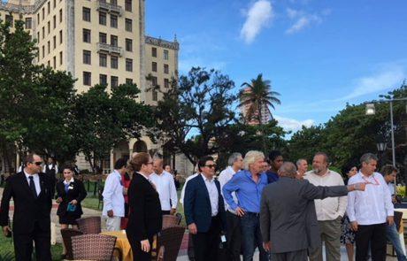 """הוואנה קובה – אחד היעדים המרכזיים של האנייה """"סקרלט ליידי"""""""