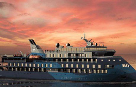 אושן ויקטורי של ויקטורי קרוז ליינס תושק באלסקה ב-2021