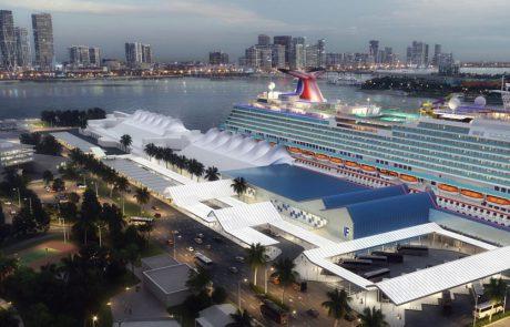 קרניבל קרוז ליין קיבלה אישור להרחבת טרמינל F במיאמי