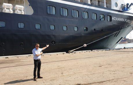 Azamara Pursuit – אונייה יוקרתית באווירה משפחתית