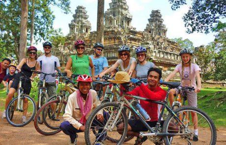 חדש ! שייט נהרות וסיור אופניים באסיה