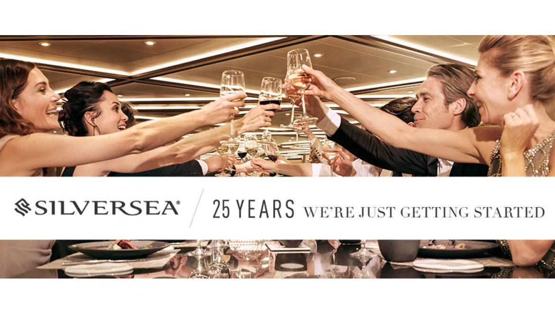 סילברסי קרוזס חוגגת 25 שנים של אולטרה יוקרה
