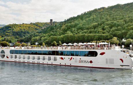 A-Rosa River Cruises הזמינה ספינת נהר חדשה