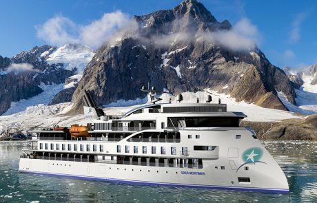 אורורה אקספדישנס מציגה את ספינת העתיד – גרג מורטימר