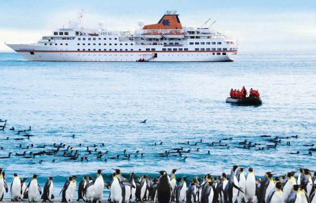 חברת הקרוזים Hapag-Lloyd Cruises נמכרה ל- TUI Cruises