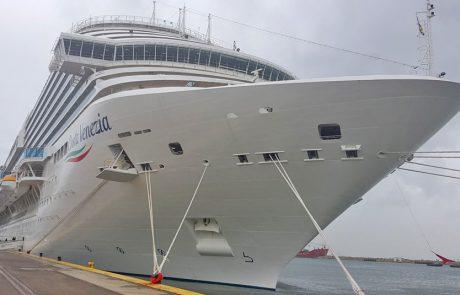 קוסטה ונציה: מלכת הים האדריאטי מבקרת בחיפה
