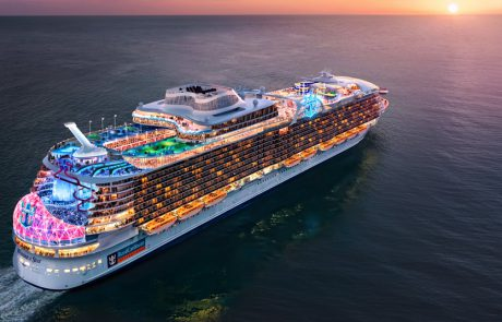 Wonder of the Seas – נא להכיר את האונייה החמישית מסדרת אואזיס