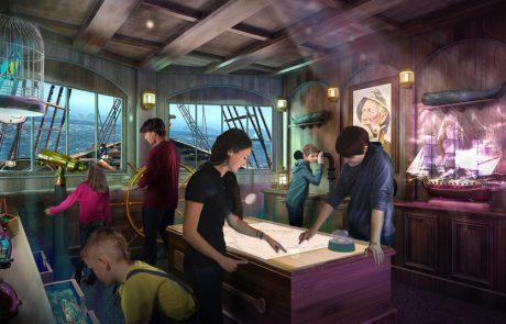 חדש! חדר בריחה באוניות פרינסס קרוזס
