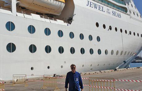 האונייה Jewel of the Seas תציע הפלגות מקפריסין