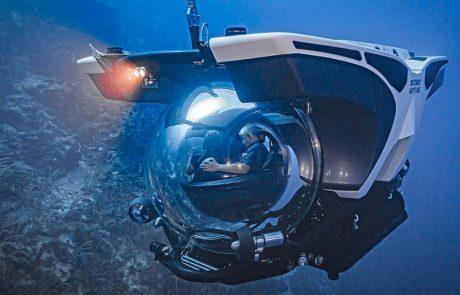 Scenic Neptune: הצצה ראשונה לצוללת החדשה