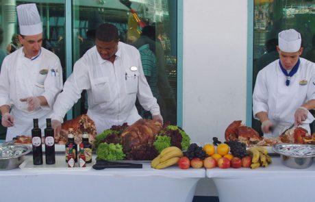 ארוחות ומשקאות באוניות רויאל קריביאן – שאלות נפוצות