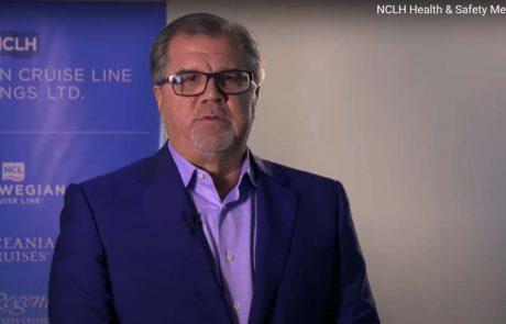 סרטון וידאו: פרנק דל ריו במסר על בריאות ובטיחות