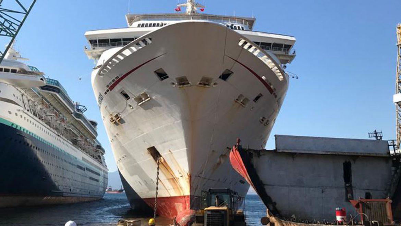 החל פירוקן של 4 אוניות בטורקיה