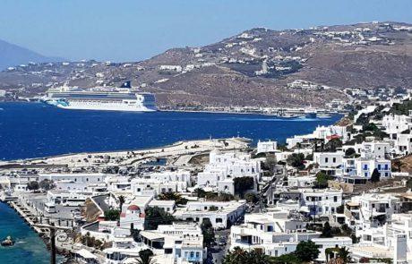 הקרוז הקסום שלי על הג'ייד: ה- Norwegian Jade חזרה לאיי יוון