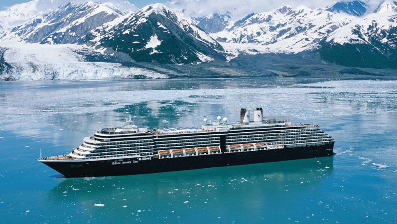הולנד אמריקה ליין תפעיל 6 אוניות באלסקה ב-2021