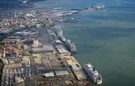 נמל סאות'המפטון ירשום שיאים חדשים בשנת 2020