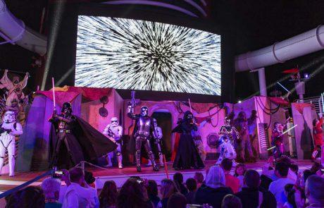 דיסני קרוז ליין מחזירה את יום מלחמת הכוכבים ב-2021