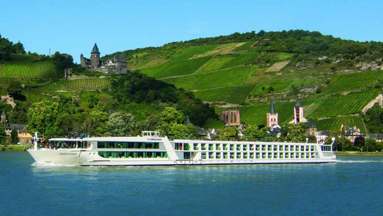 אמרלד לונה, ספינת נהר חדשה שתושק בסתיו 2021