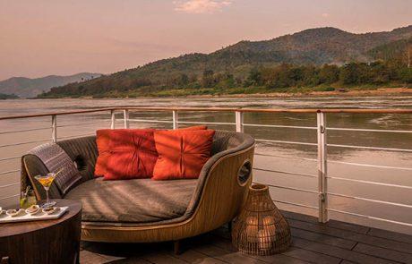 רשת Minor Hotels מציעה שיט בספינת נהר במקונג