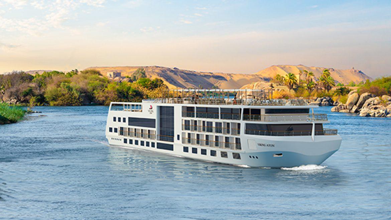 ויקינג קרוזס מציעה ספינת נהר חדשה בנילוס