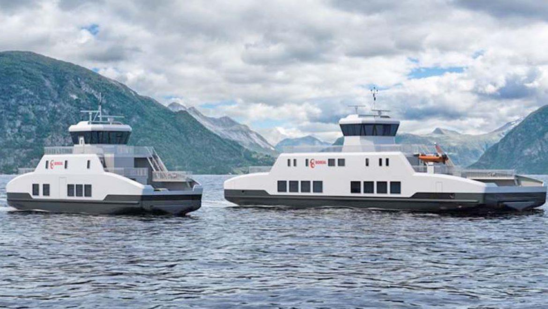 Wärtsilä תעצב ותצייד 2 מעבורות היברידיות