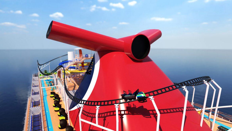 BOLT: תתכוננו לסיבוב מרגש ברכבת ההרים הראשונה בים