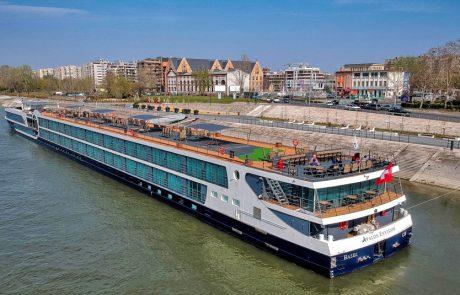 Avalon Envision הספינה החדשה של אוולון ווטרווייז