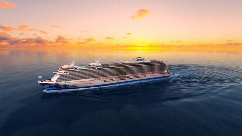 Enchanted Princess תצטרף לצי אניות פרינסס קרוזס ב-2020