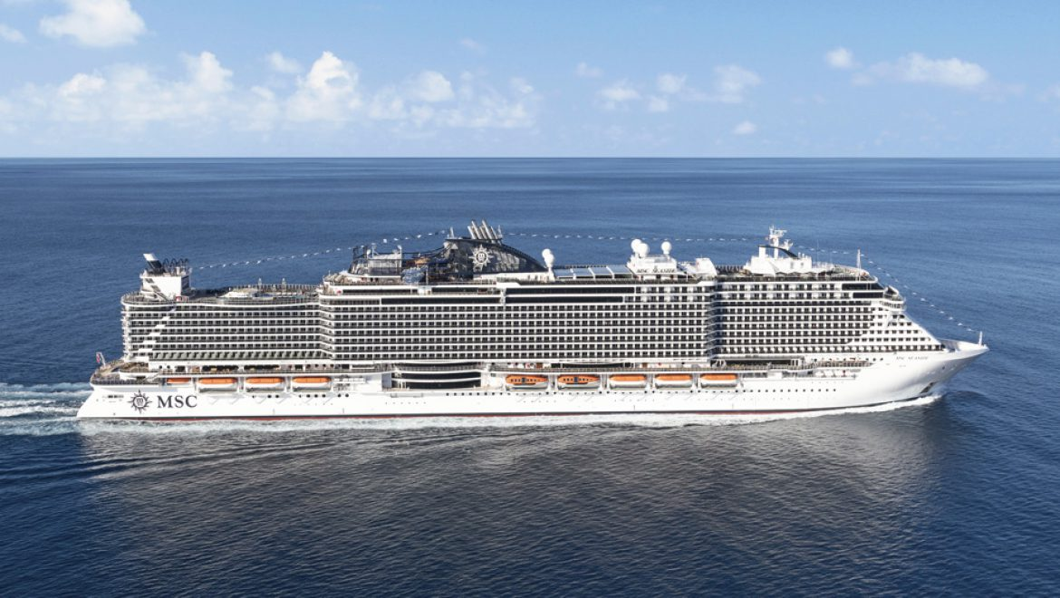 Msc Seaside – MSC