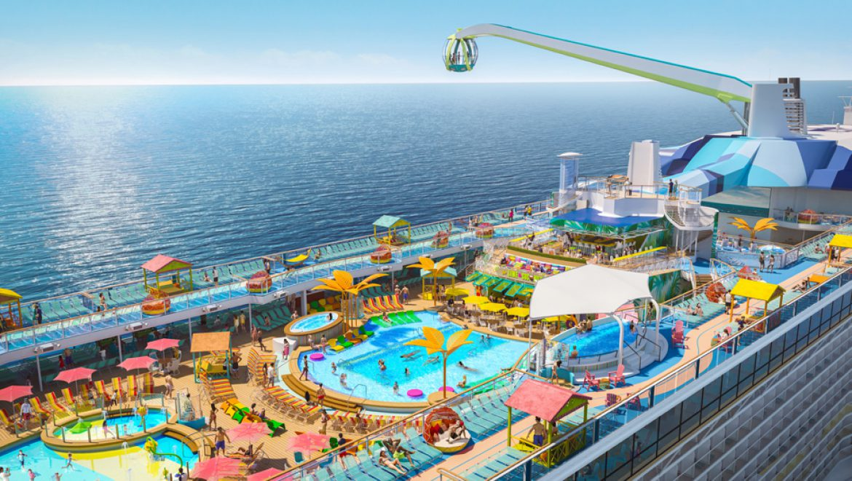 Odyssey of the Seas: פעילויות, בידור ואוכל